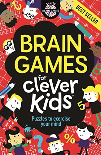 9781780552491: Brain Games for Clever Kids [Lingua Inglese]