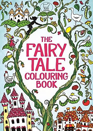 9781780552521: The Fairy Tale Colouring Book