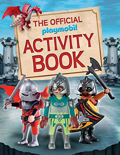 9781780553023: The Official Playmobil Activity Book