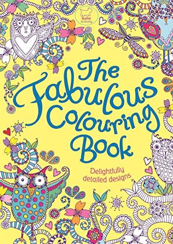 The Fabulous Colouring Book: Hannah Davies