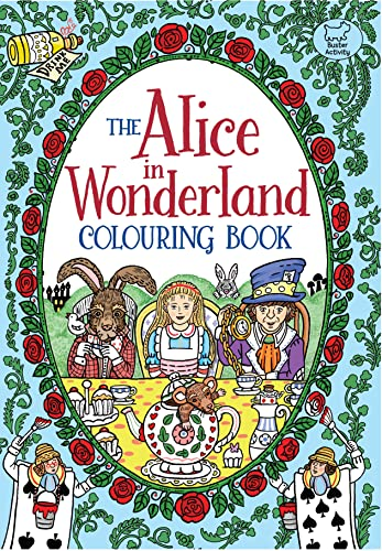 9781780553535: The Alice in Wonderland Colouring Book