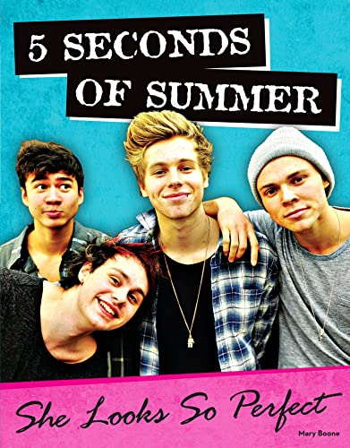 5 Seconds of Summer (Buster Books): Boone, Mary