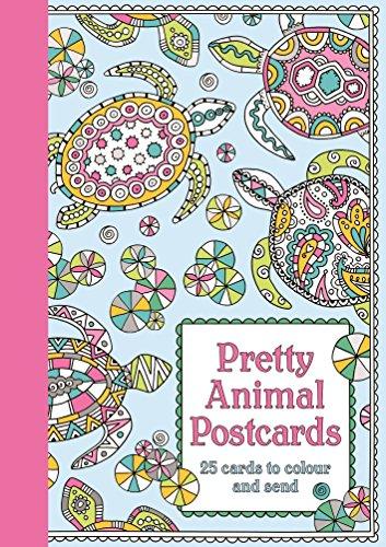 9781780554020: Pretty Animal Postcards