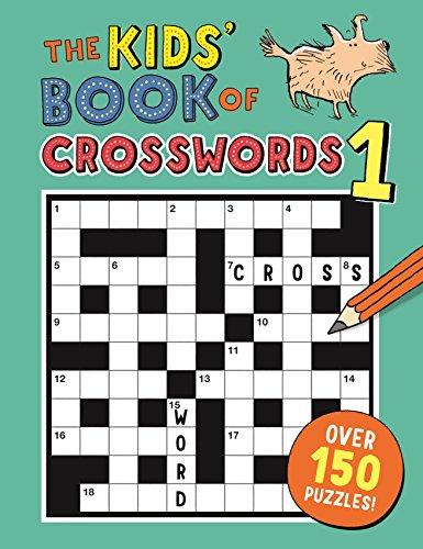 9781780554419: The Kids' Book of Crosswords 1