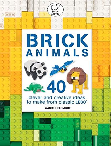 9781780554464: Brick Animals