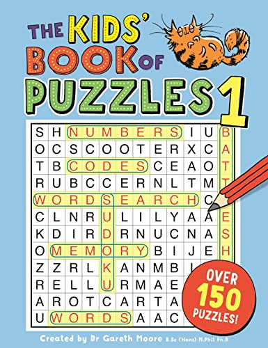 9781780555041: The Kids' Book of Puzzles 1 (Buster Puzzle Books)
