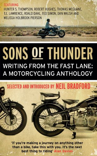 9781780575247: Sons of Thunder: Writing from the Fast Lane: A Motorcycling Anthology