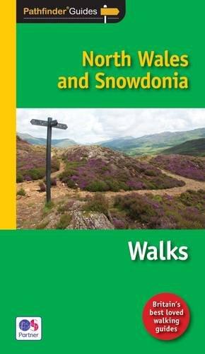 9781780590721: Pathfinder North Wales Snowdonia & Offas
