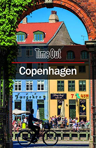 9781780592695: Time Out Copenhagen City Guide with Pull-Out Map (Travel Guide) (Time Out City Guide): Travel guide with pull-out map