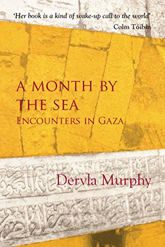 9781780600673: A Month by the Sea: Encounters in Gaza