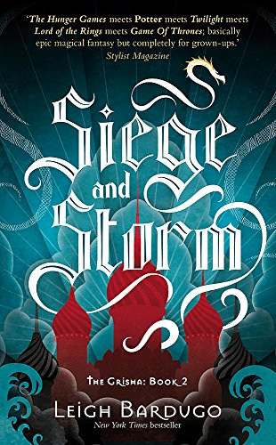 9781780621135: The Grisha: Siege and Storm: Book 2 (Grisha 2)