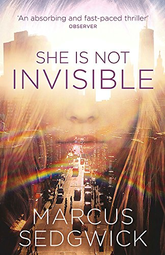 She Is Not Invisible: Sedgwick, Marcus