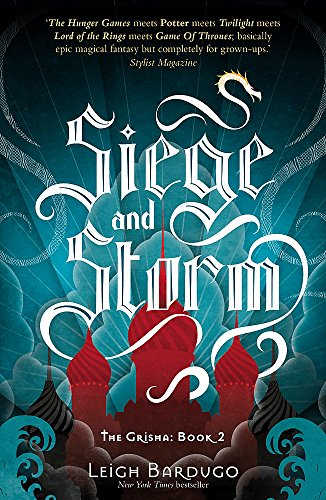 9781780621708: Siege and Storm: Book 2 (The Grisha)