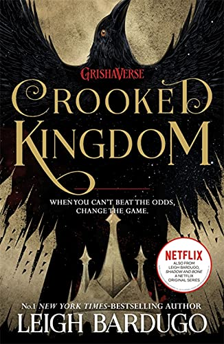 9781780622316: Crooked Kingdom: Book 2 (Six of Crows) [Paperback] [May 04, 2017] Leigh Bardugo