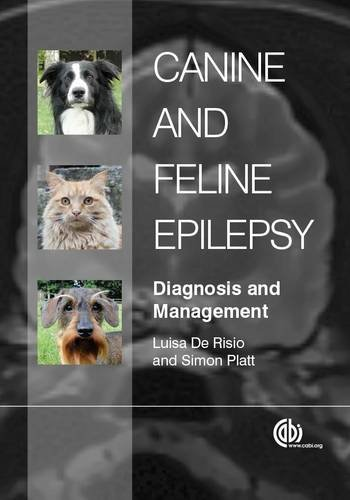 Canine and Feline Epilepsy: Diagnosis and Management: De Risio, Luisa; Platt, Simon