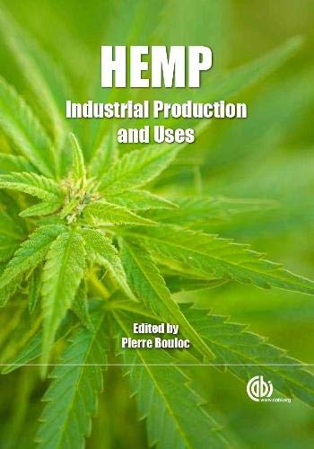 9781780641751: Hemp: Industrial Production and Uses