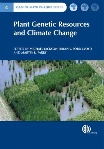 9781780641973: Plant Genetic Resources and Climate Change (Climate & Weather)