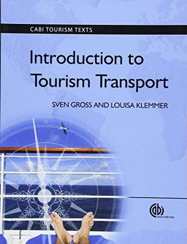 9781780642147: Introduction to Tourism Transport (CABI Tourism Texts)