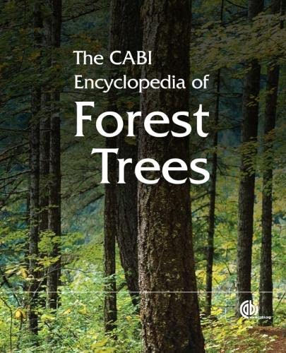9781780642369: The CABI Encyclopedia of Forest Trees