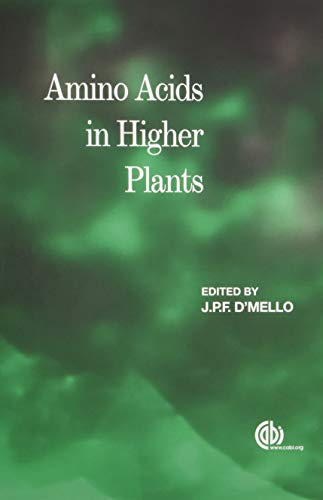 9781780642635: Amino Acids in Higher Plants