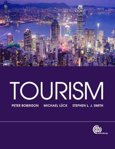 9781780642970: Tourism