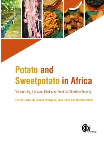 9781780644202: Potato and Sweetpotato in Africa: Transforming the Value Chains for Food and Nutrition Security