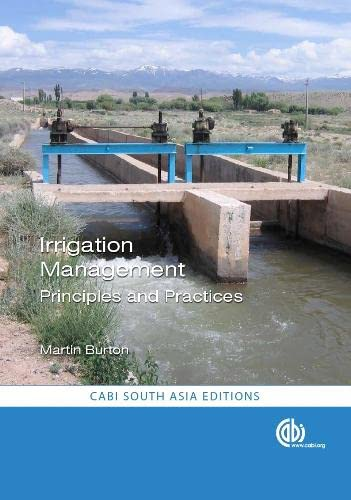 9781780644356: Irrigation Management Principles And Practices