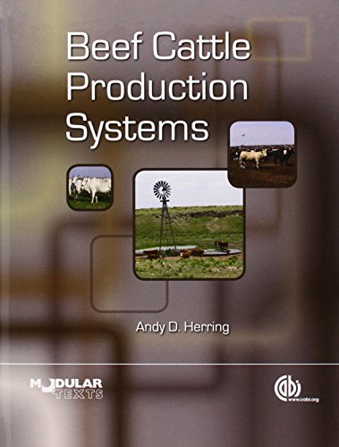 9781780645070: Beef Cattle Production S (Modular Texts)