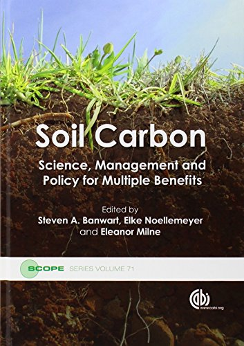 9781780645322: Soil Carbon: Science, Management and Policy for Multiple Benefits (Scientific Committee on Problems of the Environment (SCOPE) Series)