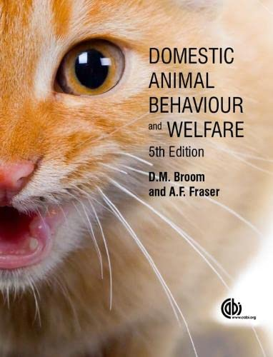 9781780645391: Domestic Animal Behaviour and Welf