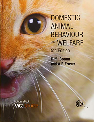 9781780645636: Domestic Animal Behaviour and Welf