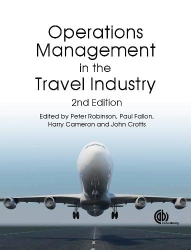 9781780646107: Operations Management in the Travel Industry