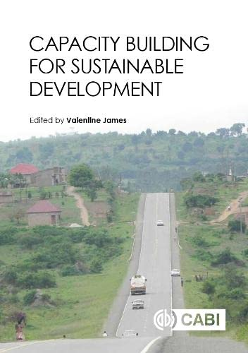 9781780646169: Capacity Building for Sustainable Development