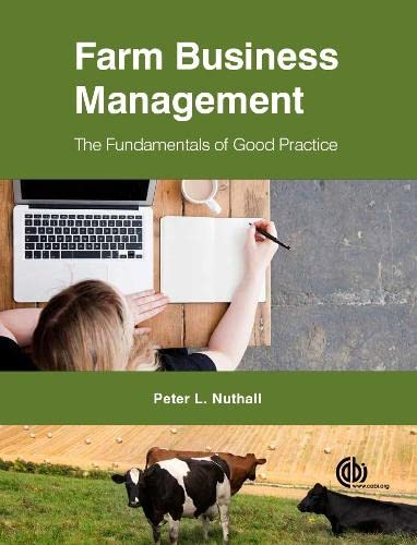 9781780646565: Farm Business Management: The Fundamentals of Good Practice (Farm Business Management Series)