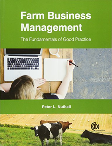 9781780646572: Farm Business Management: The Fundamentals of Good Practice (Farm Business Management Series)