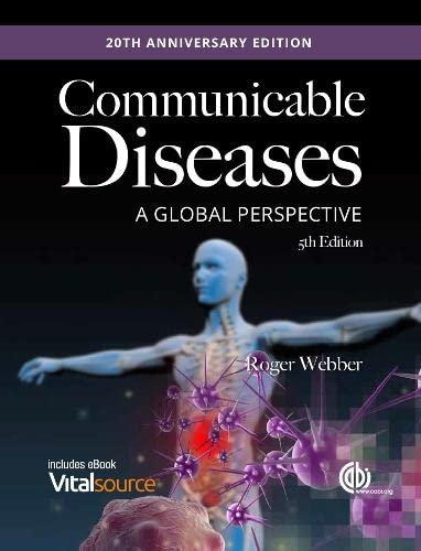 9781780647425: Communicable Diseases: A Global Perspective (Animal & Veterinary Science)