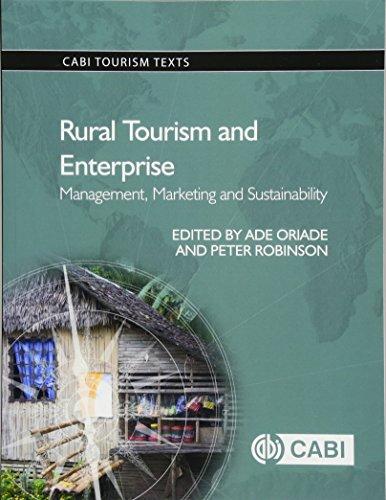 Rural Tourism and Enterprise: Ade Oriade (editor),