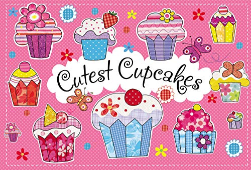 9781780650166: Cutest Cupcake: Accessorize Your Stationery - Cupcake Style!