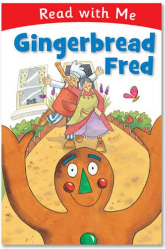 9781780650456: Gingerbread Fred (Read with Me)