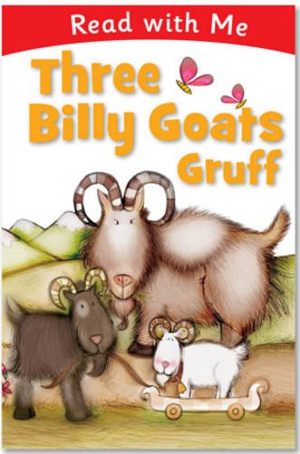 9781780650555: Three Billy Goats Gruff (Read with Me)