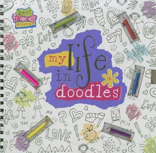 ACTIVITY SCRAPBOOK MY LIFE IN DOODLES: Bugbird, Tim