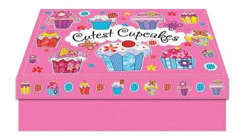 9781780650975: Cutest Cupcake Stationery Box