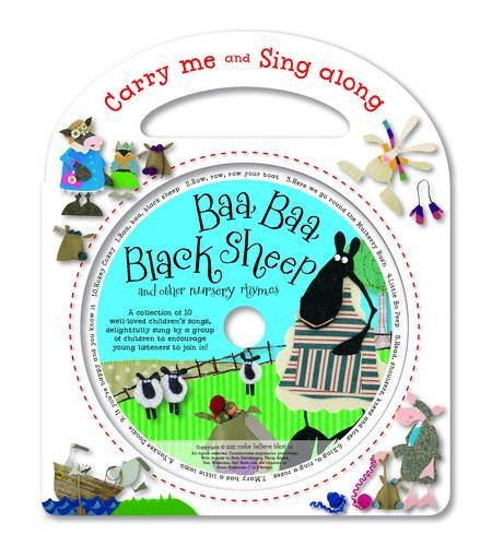 9781780653129: Baa Baa Black Sheep (Carry Me and Sing-along)