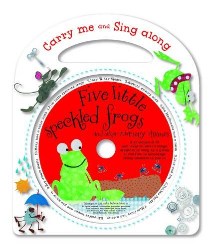 9781780653136: Five Little Speckled Frogs (Carry Me and Sing-along)