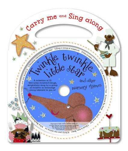 9781780653150: Twinkle Twinkle Little Star (Carry Me and Sing-along)