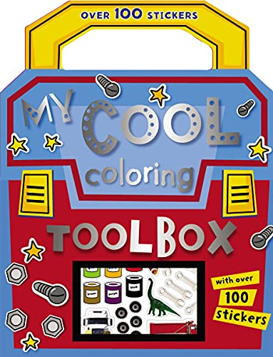 9781780653389: My Cool Coloring Toolbox Coloring Book