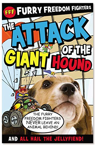 The Attack of the Giant Hound and All Hail the Jellyfiend (Furry Freedom Fighters): Page, Nick