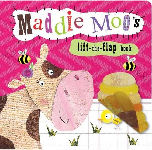 9781780653631: Animal Lift-the-Flap Books: Maddie Moo's
