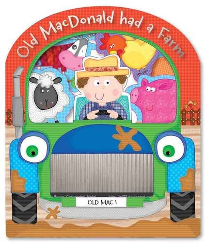 9781780653976: Old MacDonald Had a Farm (Touch and Feel)