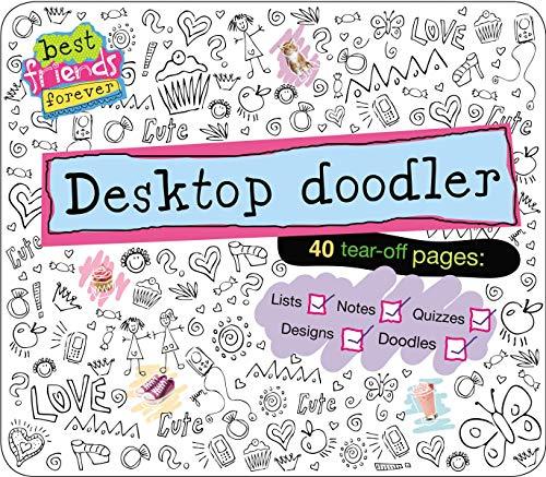 Best Friends Forever Desktop Doodler: Bugbird, Tim